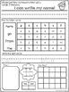 Kindergarten Homework FEBRUARY