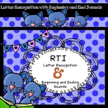 Kindergarten Intervention for Letter and Sound Recognition