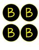 Kindergarten Leveled Book Bin Labels