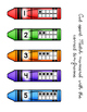 Kindergarten Literacy & Math Bundle {6 Centers!}