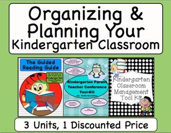 Kindergarten Management and Preparation Mega Pack
