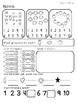 Kindergarten Math Assessments GROWING Bundle