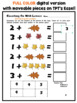 Fall Math for Kindergarten
