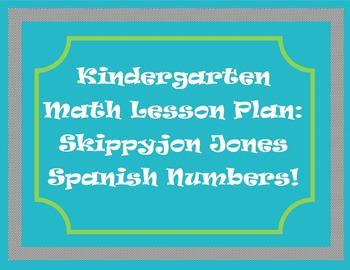 Kindergarten Math Free Lesson Plan
