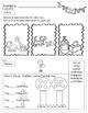 Kindergarten - Math Homework - IN SPANISH - 3rd Quarter