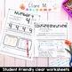 Kindergarten Numbers 0-10
