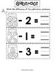 Kindergarten Math Journal Volume 5