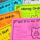 Kindergarten & First Grade NEW Math TEKS: U.S. Coins (Mone