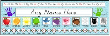 Primary Name tags