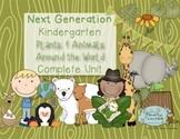Kindergarten Next Generation Science Plants & Animals Comp