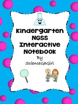 Kindergarten Next Generation Science Standards Interactive
