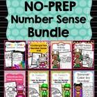 Kindergarten No Prep Number Sense Bundle
