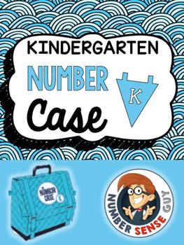 Kindergarten Number Sense Kit