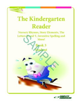 Kindergarten - Nursery Rhymes, Story Elements, H, Y, Spell