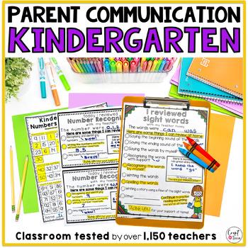 Kindergarten Parent Communication