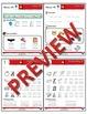 Kindergarten Phonics and Spelling D'Nealian Week 15 (Revie