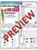 Kindergarten Phonics and Spelling D'Nealian Week 17 (G)