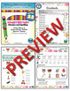Kindergarten Phonics and Spelling D'Nealian Week 22 (X, J)