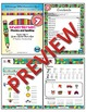 Kindergarten Phonics and Spelling D'Nealian Week 7 (T)
