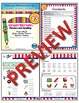 Kindergarten Phonics and Spelling Zaner-Bloser Week 23 (Short Ĕĕ)