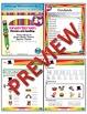 Kindergarten Phonics and Spelling Zaner-Bloser Week 24 (H, K)