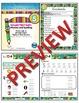 Kindergarten Phonics and Spelling Zaner-Bloser Week 5 (S)