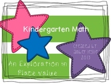 Kindergarten Place Value Games