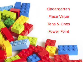 Kindergarten Place Value Powerpoint