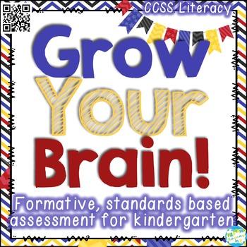 Kindergarten Portfolio & Grading - Standards Based & Forma