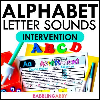 Kindergarten RTI: Letter-Sound Correspondence