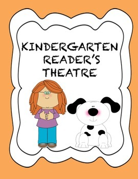 Kindergarten Readers Theatre