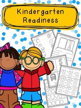 Kindergarten Readiness / Beginning of the End Practice