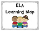 Kindergarten Reading Readiness & Nursery Rhymes Learning Map