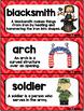 Kindergarten Reading Street Amazing Word Cards George Wash