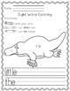 Kindergarten Reading Street's Plaidypus Lost: CCSS Edition