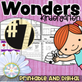 Kindergarten Wonders - Unit 7