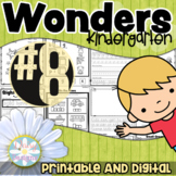 Kindergarten Wonders - Unit 8