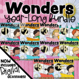 Kindergarten Wonders Year Long BUNDLE