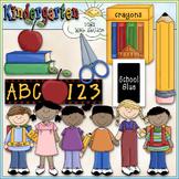 Kindergarten Round Up Clip Art - Kindergarten Clip Art - C