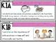 """Kindergarten SCIENCE TEKS Illustrated """"I CAN"""" Statements"""