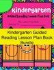 Kindergarten SUPER Bundle! ~ Lesson Plans, Phonics Work, G