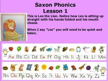 Kindergarten Saxon Lessons 41 - 60
