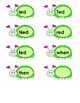 Kindergarten Sight Word Insects