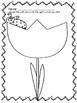 Kindergarten Sight Word & Vowel Sounds Write the Room ~ April