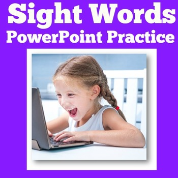 FREE Sight Words Practice PowerPoint