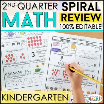 Kindergarten Math Homework Kindergarten Morning Work for 2