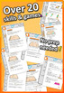K-2 PE Sport - The Moving PE LESSONS Skill & Games pack