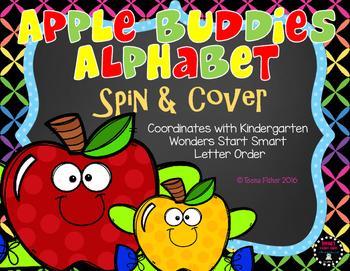 Kindergarten Start Smart Wonders Apple Alphabet Beginning Sounds