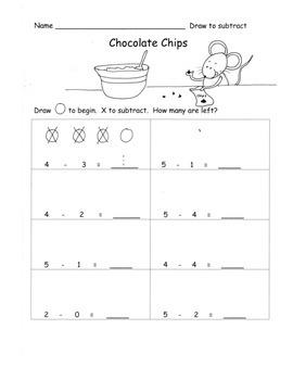 Kindergarten Subtraction C. Core Practice, Review, Assess