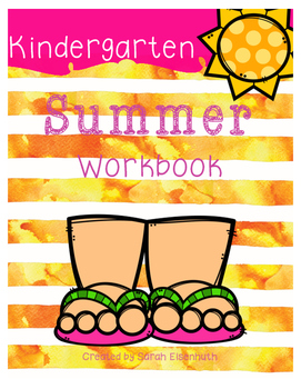 Kindergarten Summer Workbook